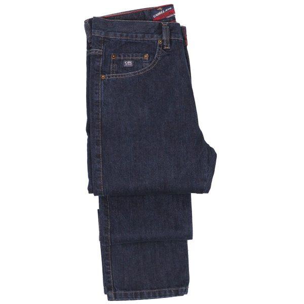 Cabell 616 Ανδρικό Παντελόνι Τζίν Μπλέ Σκούρο 5