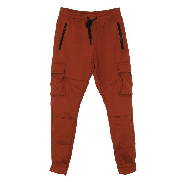 Privato R-033BA Ανδρικό Σέτ Φόρμας Μπλούζα-Παντελόνι Εκάιγ 5