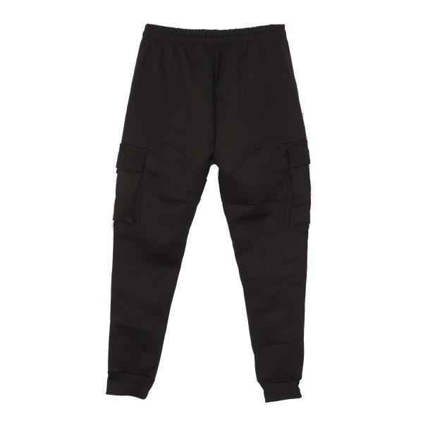 Privato R-033BA Ανδρικό Σέτ Φόρμας Μπλούζα-Παντελόνι Μαύρο 5