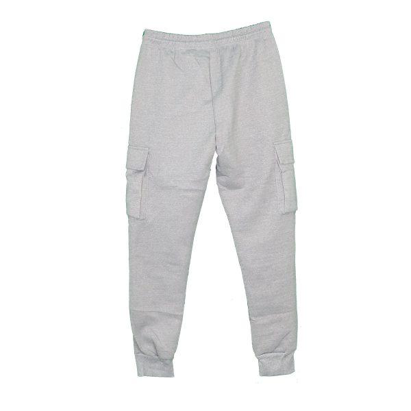 R-033BA Ανδρικό Σέτ Φόρμας Μπλούζα-Παντελόνι Γκρί 6