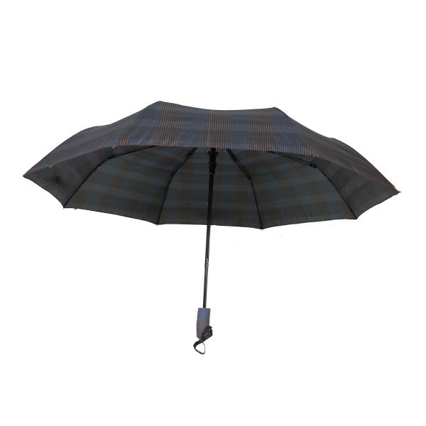 PRIVATO OY03-YS2-7 Ομπρέλα Με Αυτόματο άνοιγμα γκρι 4