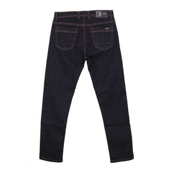 CABELL 320 Ανδρικό Παντελόνι Τζίν Μπλέ Σκούρο 5
