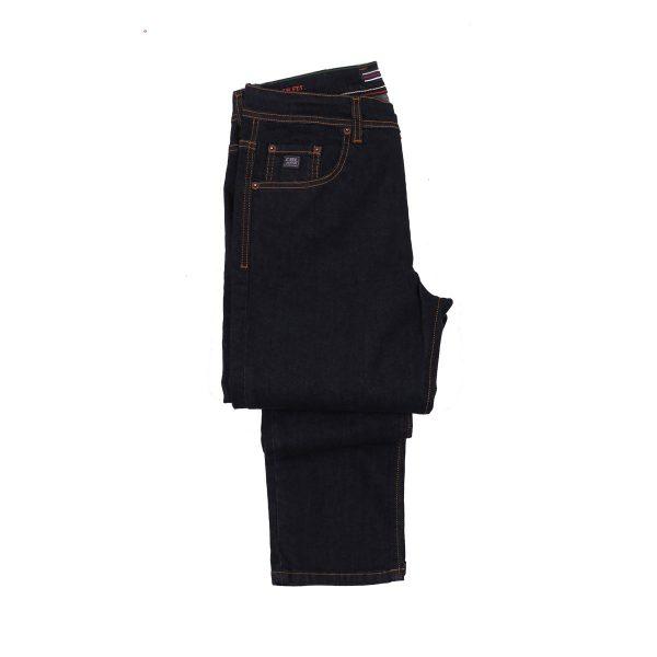 CABELL 320 Ανδρικό Παντελόνι Τζίν Μπλέ Σκούρο 4